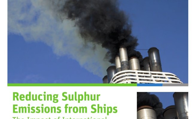 Impact of sulphur emissions from ships