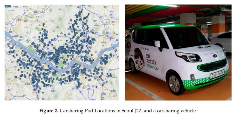 Carsharing Usage in Seoul